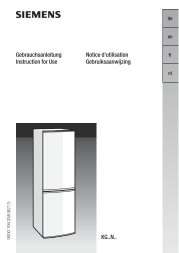 Siemens Rwb29 Manual Guide