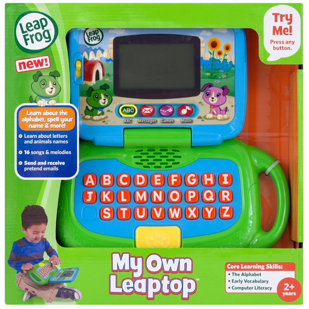 leapfrog my own leaptop pink instructions