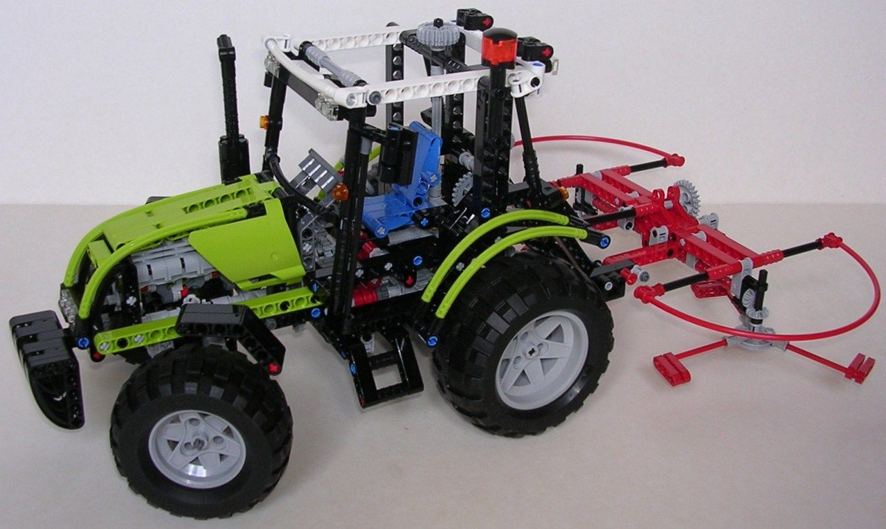 lego 8262 building instructions