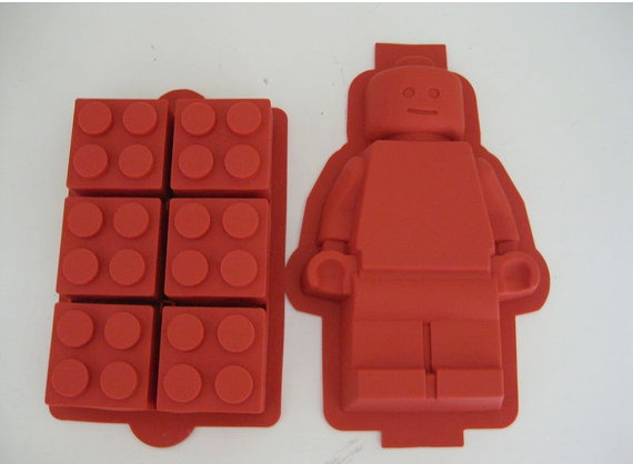 lego candy mold instructions
