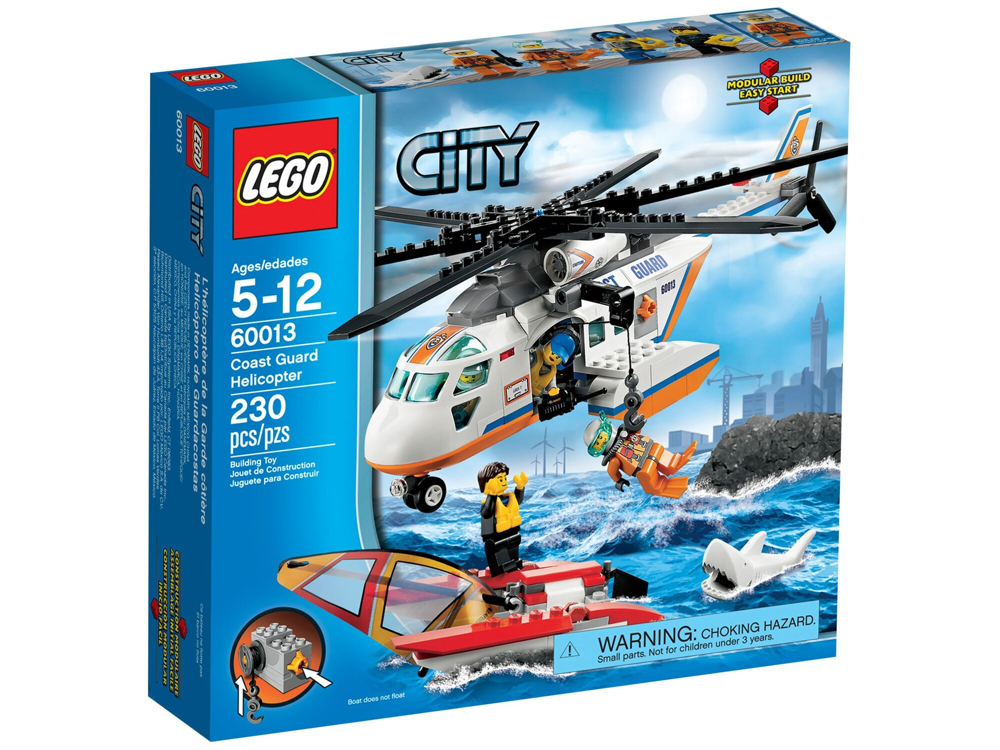 lego coast guard helicopter 60013 instructions