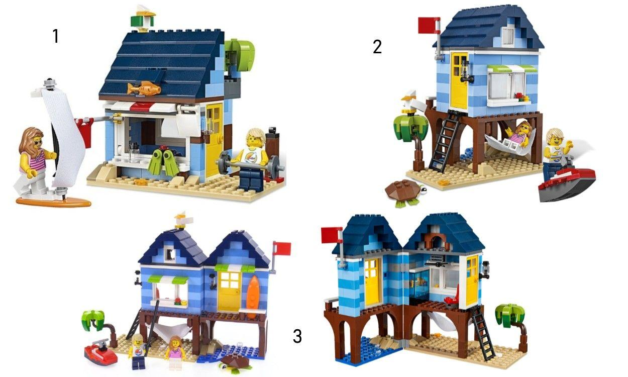 lego creator 3 in 1 family house 31012 instructions