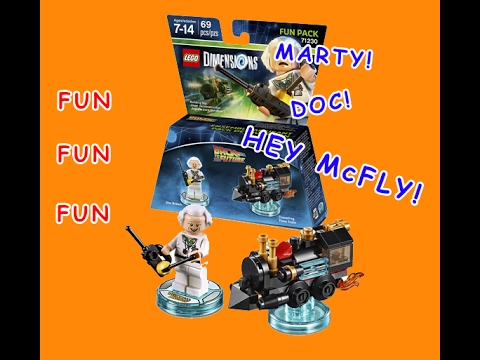 lego dimensions doc brown time train instructions