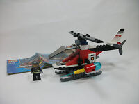 lego fire helicopter instructions 7238