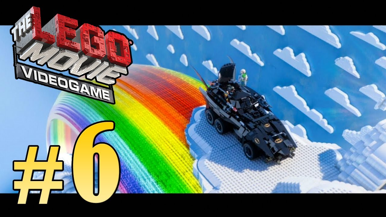 lego movie game cloud cuckoo land instructions