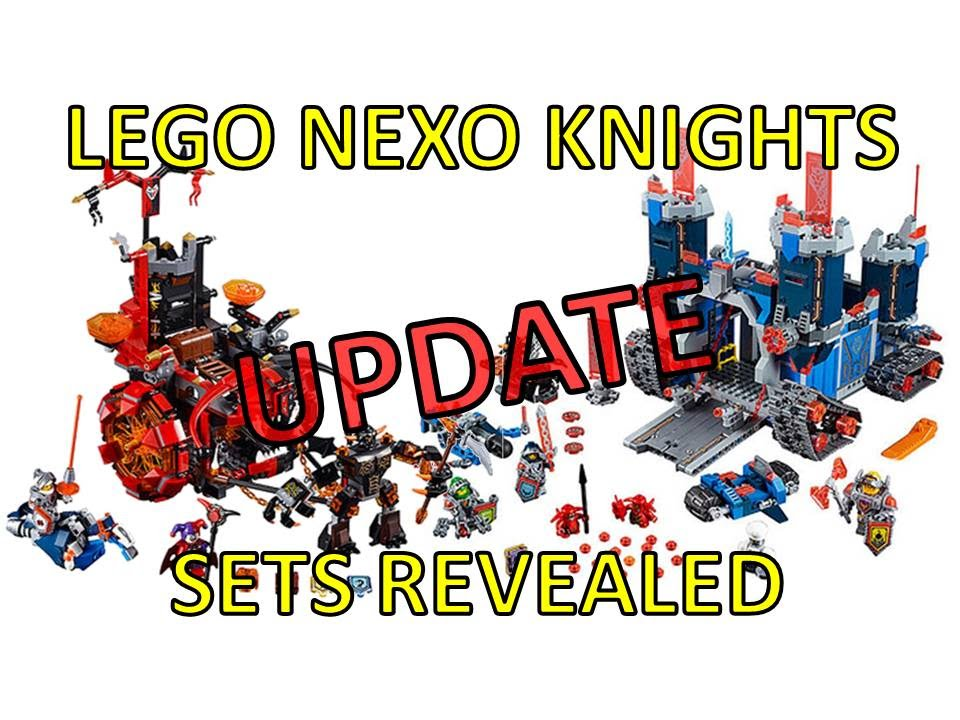 lego nexo knights set 70315 instructions