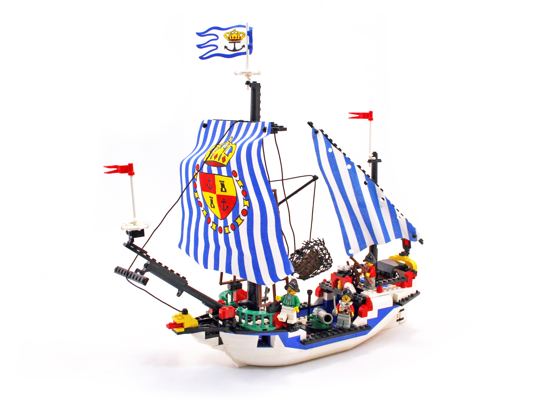 lego pirate ship instructions 70413
