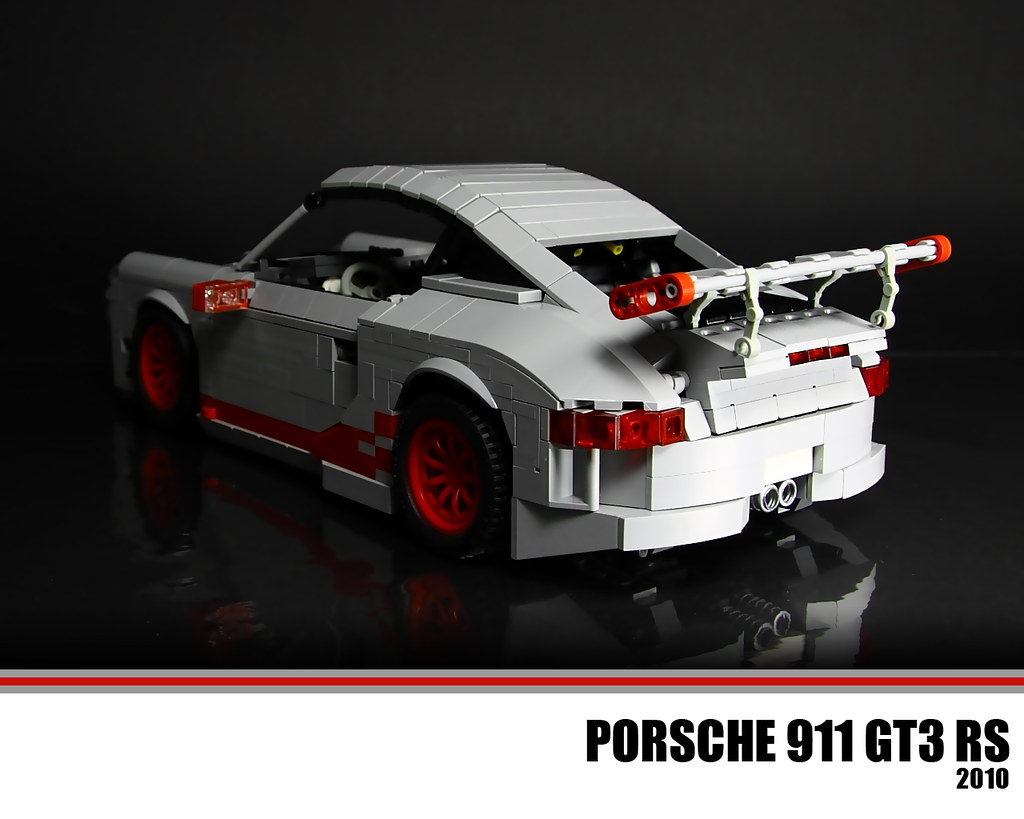 lego porsche gt3 instructions