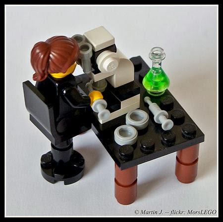 lego science lab instructions