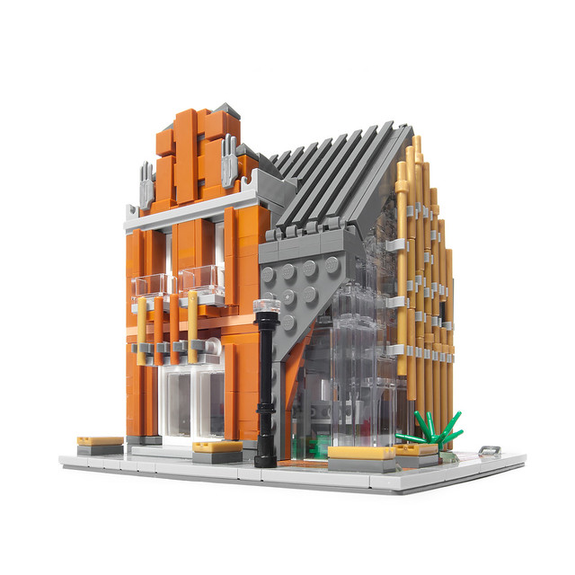 lego simpsons house instructions book 3