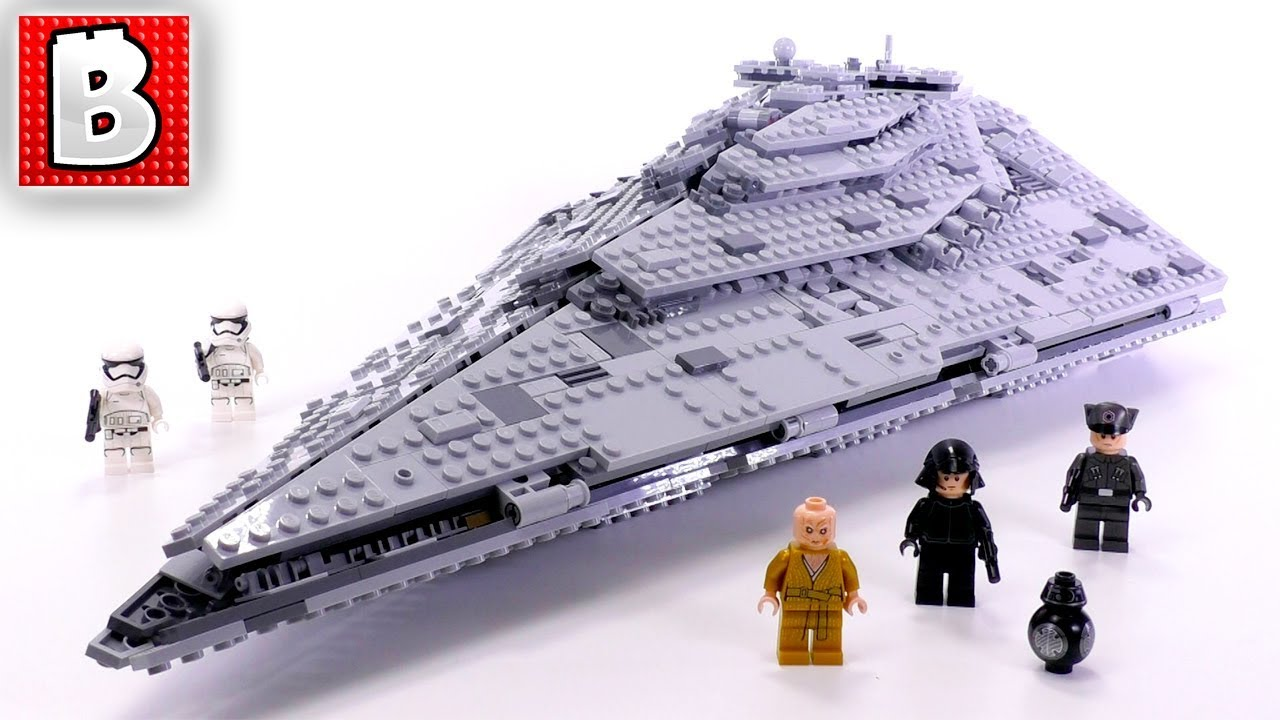 lego star destroyer 75190 instructions