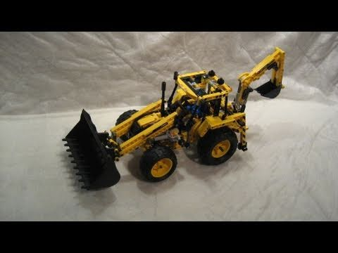 lego technic instructions 42072