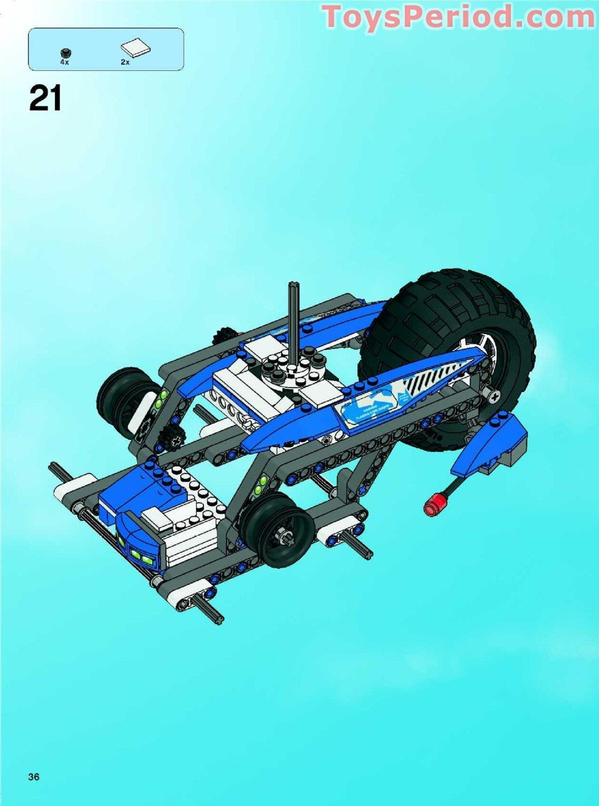 lego tiger tank instructions pdf download