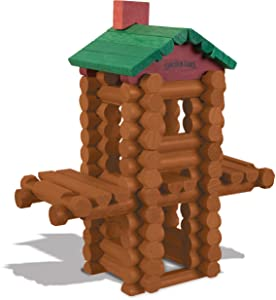 lincoln logs toys instructions