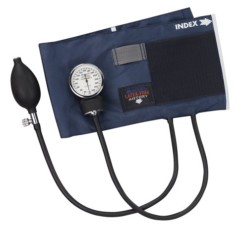 mabis digital blood pressure monitor instructions