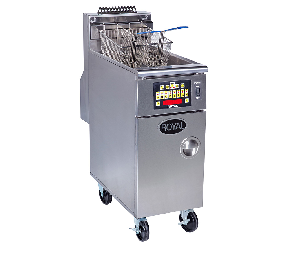 magimix deep fat fryer instructions