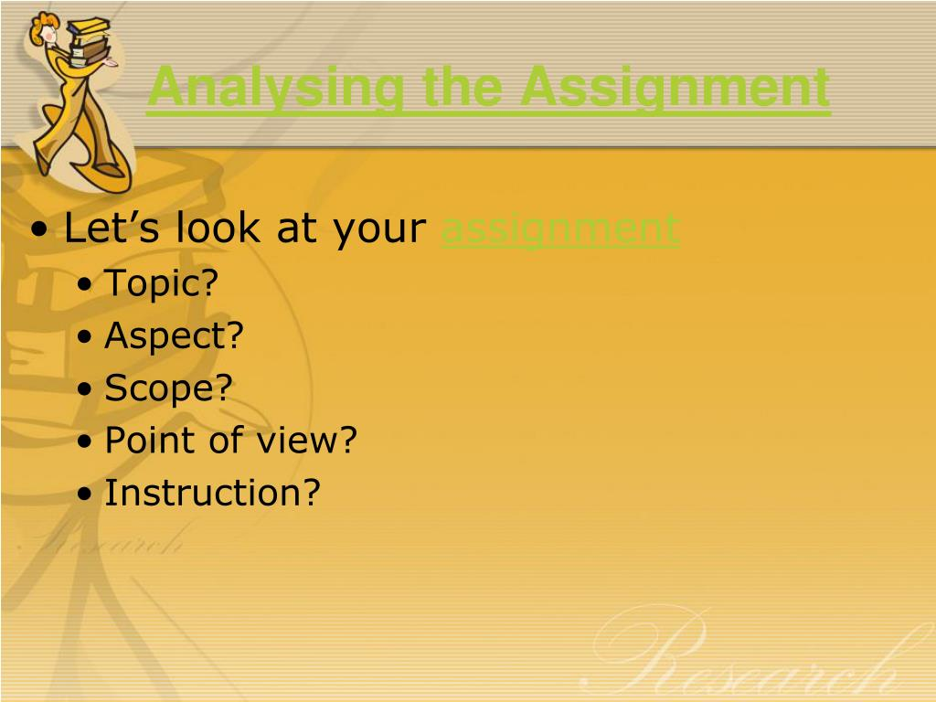 management of instruction ppt
