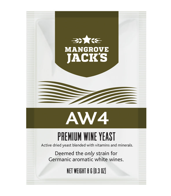 mangrove jacks yeast rehydration instructions