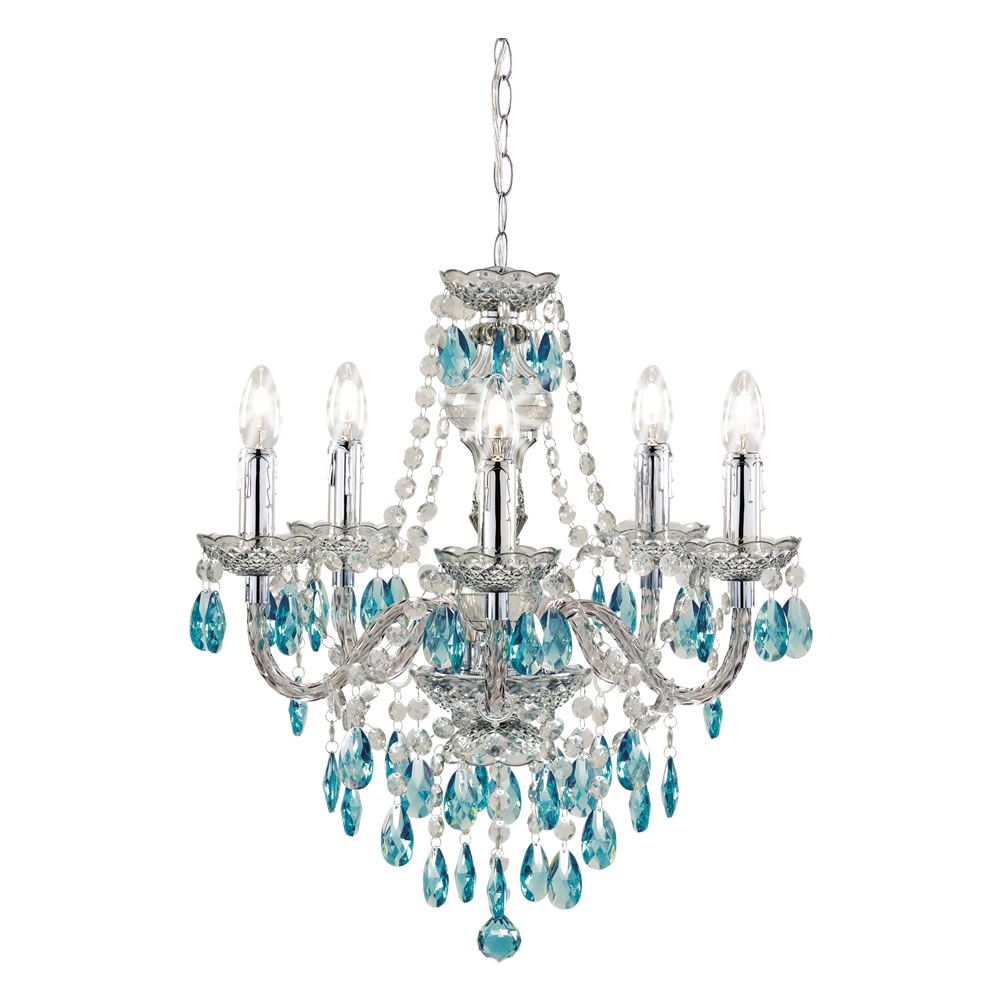 marie therese 5 light chandelier instructions