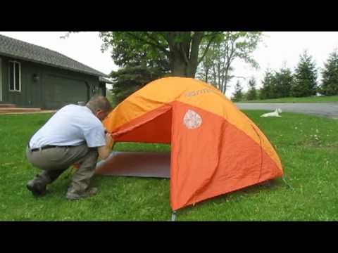 marmot limelight 2 tent instructions