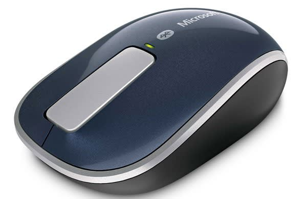 microsoft sculpt mobile mouse instructions