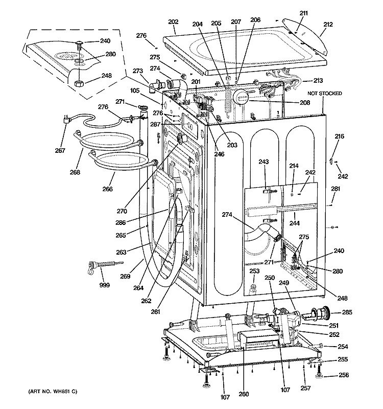 miele front loader instructions