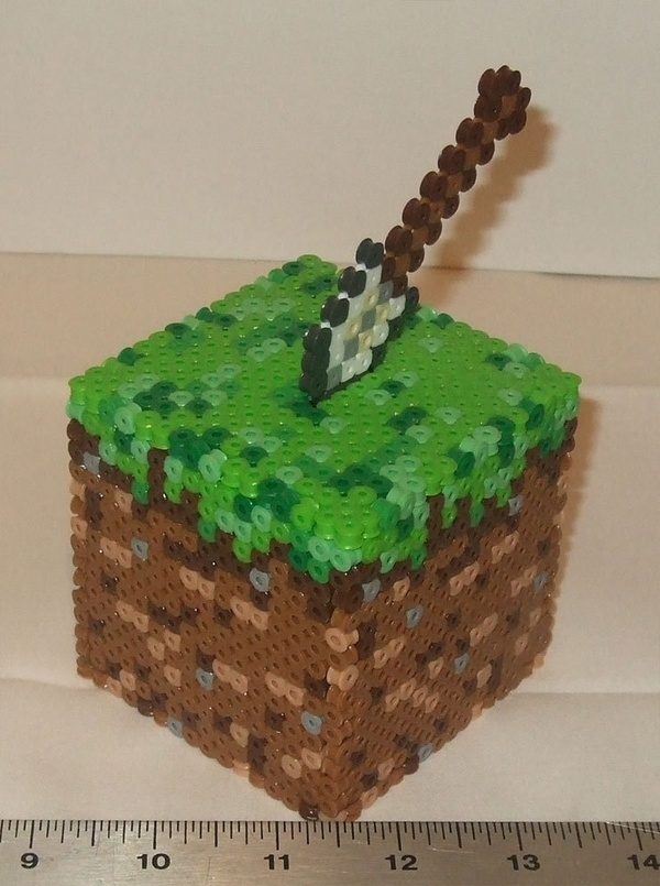 minecraft alarm clock instructions