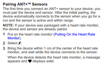 mio link heart rate monitor instructions