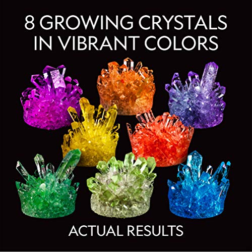 national geographic crystal growing kit instructions online