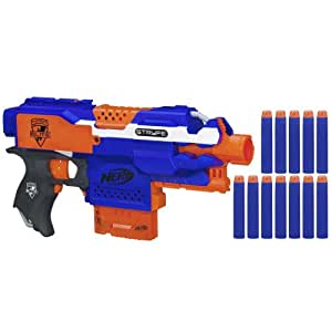 nerf dual strike instructions