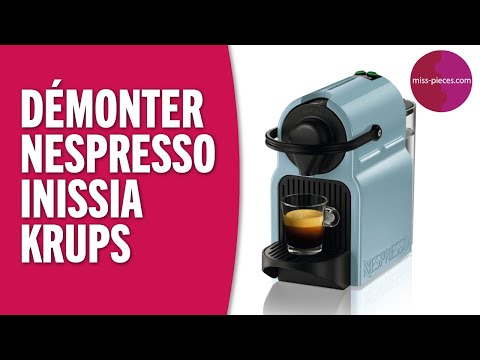 nespresso magimix inissia instructions