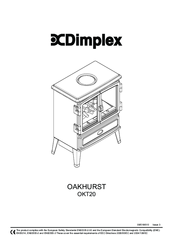 oakhurst dimplex optimyst instructions