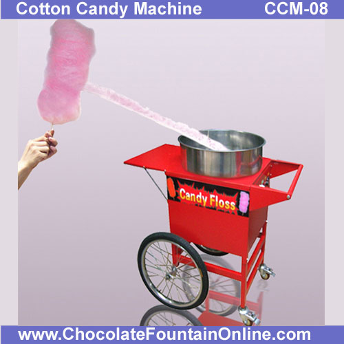 old fashioned cotton candy machine instructions