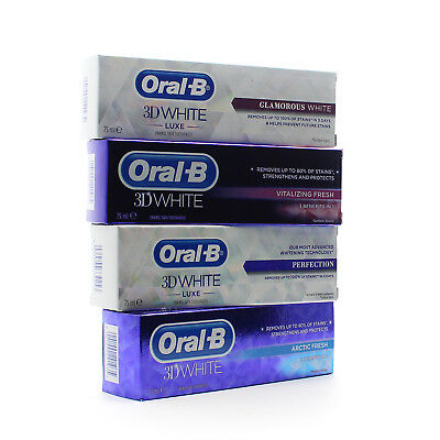 oral b 3d white luxe instructions