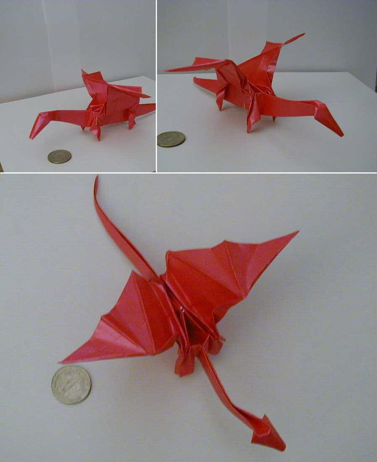 origami instructions step by step animals