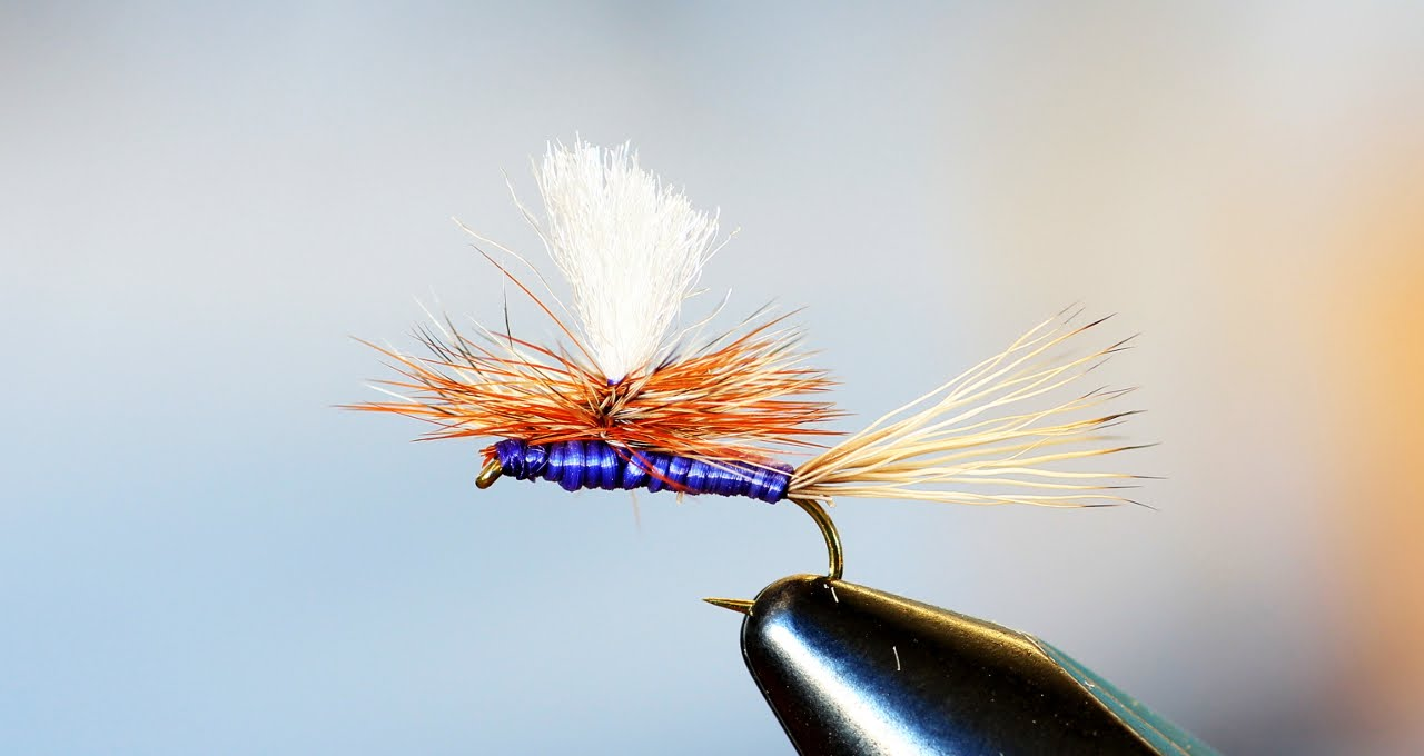 parachute adams fly tying instructions