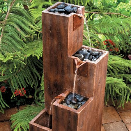 partylite cascading fountain instructions