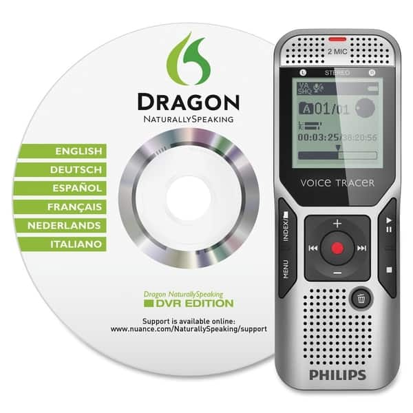 philips voice tracer audio recorder instructions