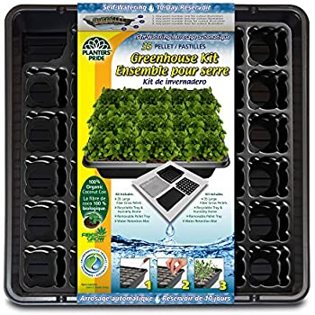 planters pride greenhouse kit instructions
