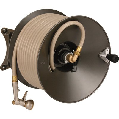 pope premium hose reel assembly instructions
