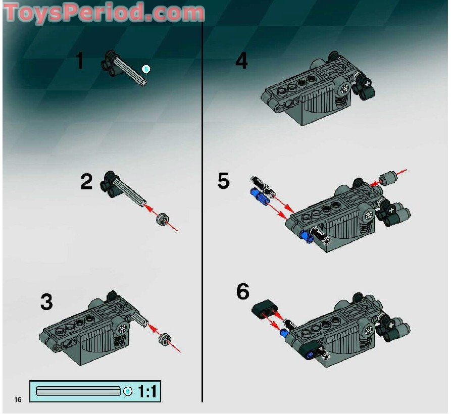 print off lego instructions