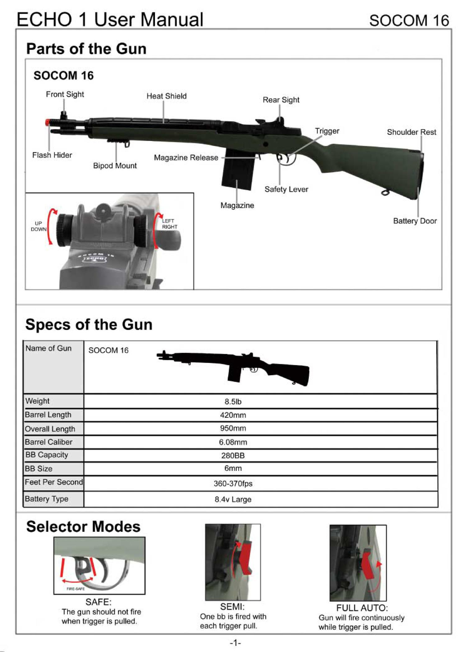 pro shooter series 2 instruction manual