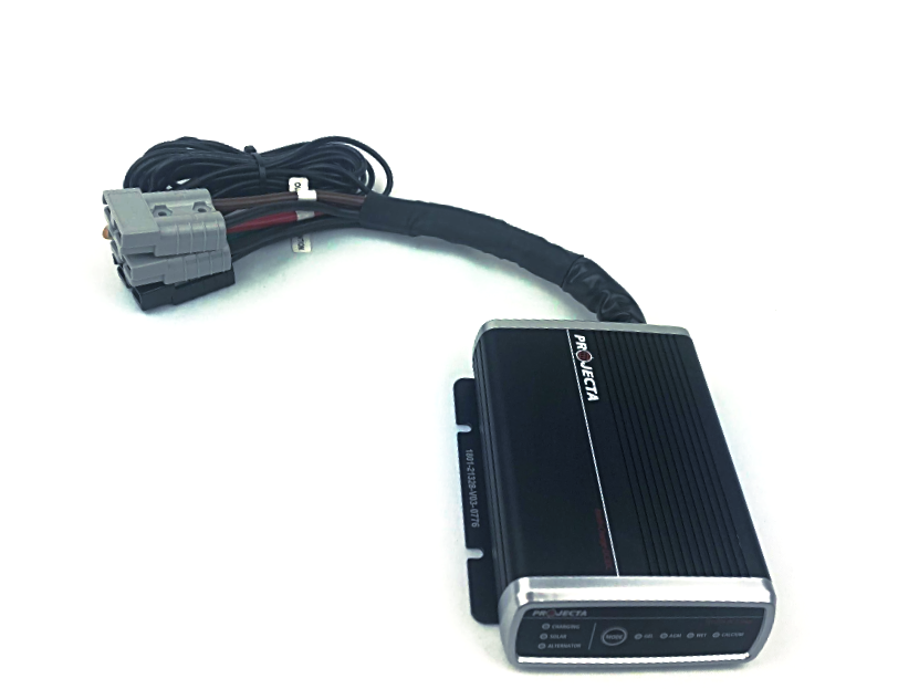 projecta dc solar battery charger instructions