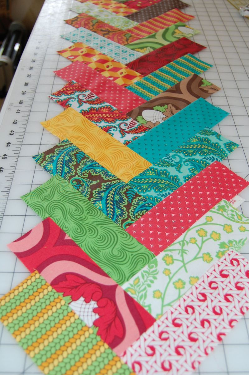 quilt asyou go instructions
