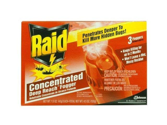 raid concentrated deep reach fogger instructions