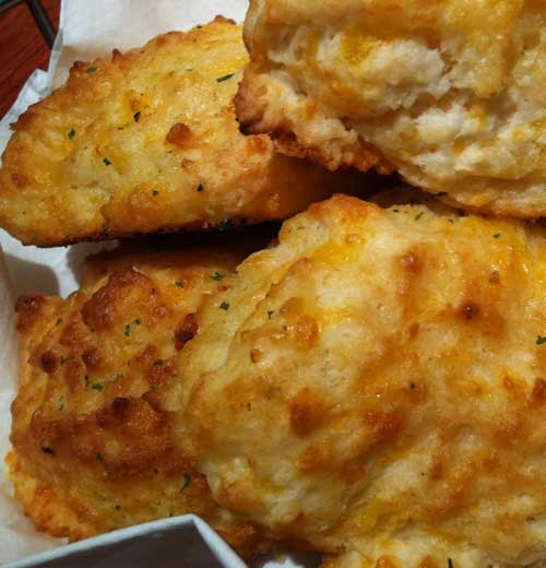 red lobster biscuits instructions