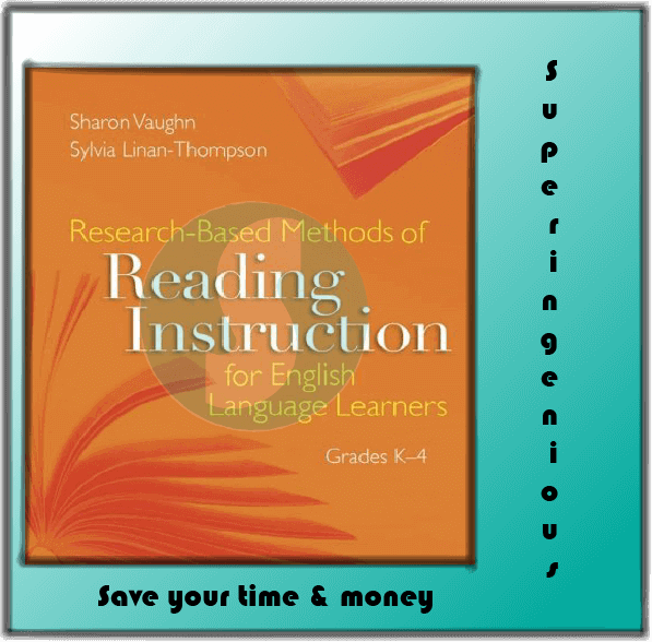 research based instructional strategies for vocabulary