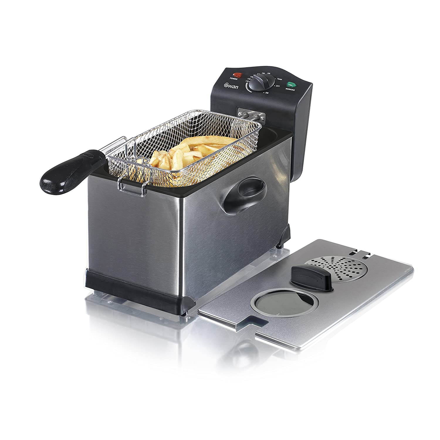 russell hobbs 17942 digital deep fat fryer instructions