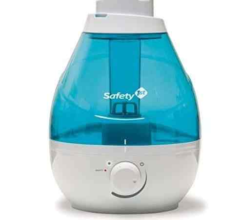 safety first ultrasonic 360 humidifier instructions