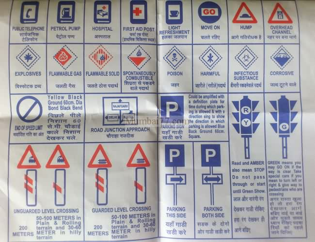 safety instructions in hindi